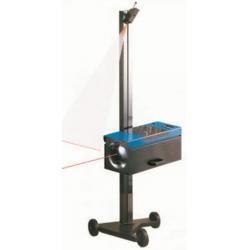 Urządzenie z podwójnym laserowym pozycjonerem